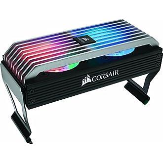 Corsair Dominator Platinum mémoire LED RVB Circulation de l'air Fan – Noir