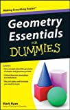 (Geometry Essentials for Dummies) By Ryan, Mark (Author) Paperback on (06 , 2011)