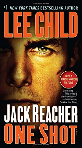 Jack Reacher One Shot (Film) (A Format) (Dell)
