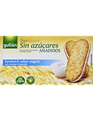 Diet Nature Sándwich Yogur Gullón ...