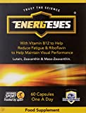 MacuShield Energeyes 60 Capsules - Original with Vitamins B6 and B12