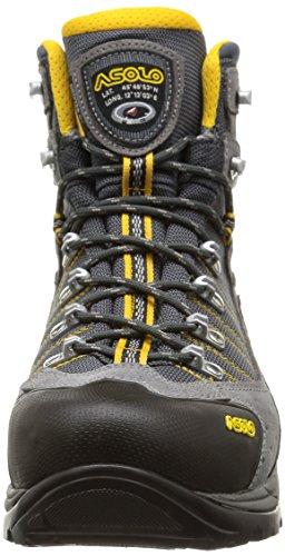 Asolo Drifter Gv mm, Chaussures de Randonnée Hautes Homme Gris (ARNUM Donkey/Gunmetal)