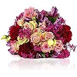 Blumenstrauß Alles Liebe | VERSANDKOSTENFREI | Entworfen von der Europameisterin | Gratis-Grußkarte & Geschenkverpackung