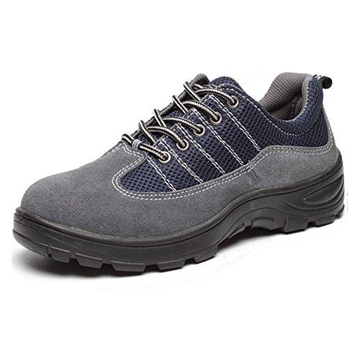 Chaussures de travail Anti-écrasement et Anti-perçage en été 028