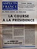 ASPECTS DE LA FRANCE [No 1616] du 13/09/1979 - TYRANNIE LIBERALE - ET MAINTENANT GISCARD INTERDIT AUX JOUEURS DE RUGBY FRANCAIS DE SE RENDRE EN AFRIQUE DU SUD - EN FRANCE COMME AUX ETATS-UNIS - LA COURSE A LA PRESIDENCE PAR PIERRE PUJO - LA RUINE DES ANTILLES FRANCAISES