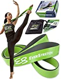Ballett Stretch-Band von everstretch: Premium Dehnung Equipment für Tänzer, Ballerinas, Cheer, Gymnastik, Pilates & Yoga. Dance Keilrahmen für Superior Freisprecheinrichtung Flexibilität Training
