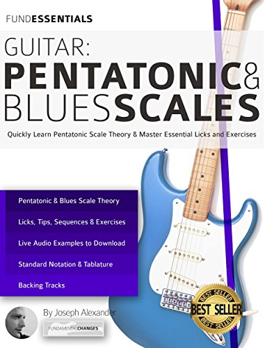 Guitar: Pentatonic and Blues Scales: Quickly Learn Pentatonic Scale Theory & Master Essential Licks and Exercises (English Edition) Scale Iphone