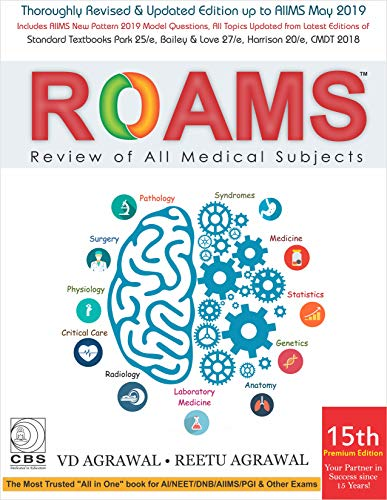 ROAMS-Review of All Medical Subjects