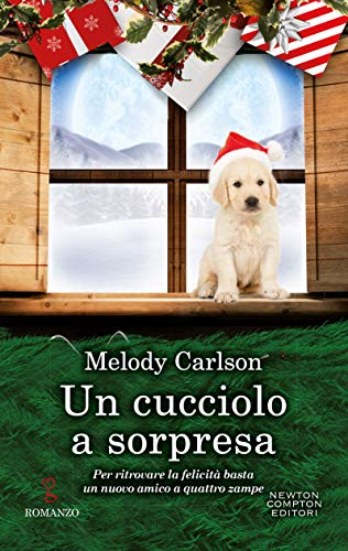 Un cucciolo a sorpresa di [Carlson, Melody]