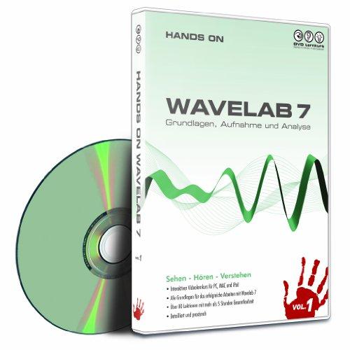 Hands On Wavelab 7 Vol.1 - Videolernkurs für PC, Mac und iPad