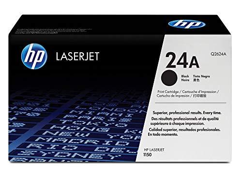 HP 24A (Q2624A) Schwarz Original Toner für HP Laserjet 1150 - 24a Laser
