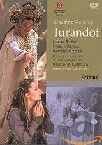 Puccini, Giacomo - Turandot (Ideen Für Indische Kostüm)