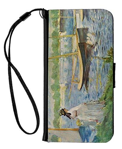 Rikki Knight Schutzhülle für iPhone 6 / 6s, aus PU-Kunststoff, Motiv Tamaca Palms, Der Ballon, The Balloon