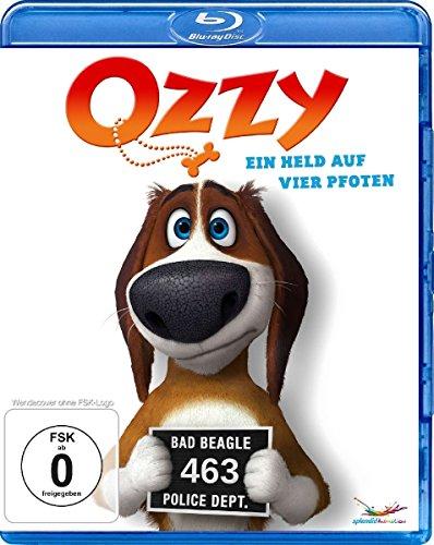 Ozzy – Ein Held auf vier Pfoten [Blu-ray]
