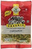#6: 24 Organic Mantra Products Cardamom, 50g