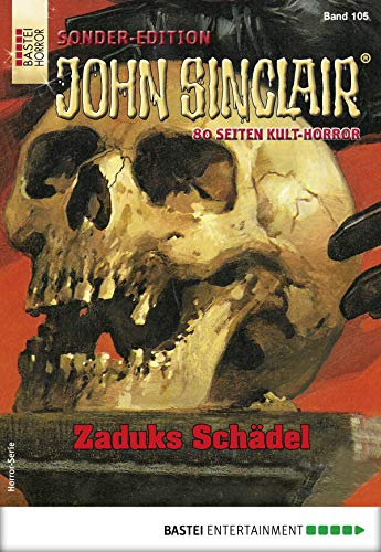 John Sinclair Sonder-Edition 105