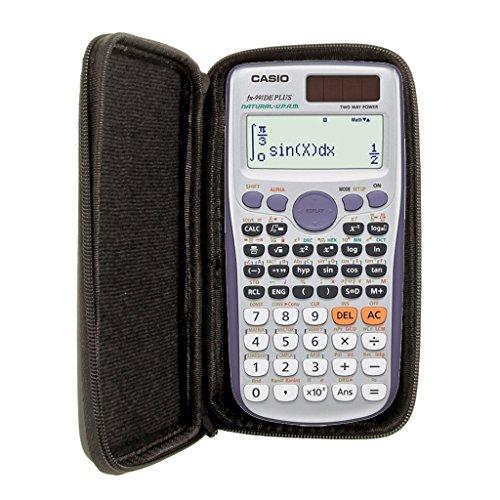 SafeCase Schutztasche für Taschenrechner von Casio, für Modell: FX 991 DE Plus