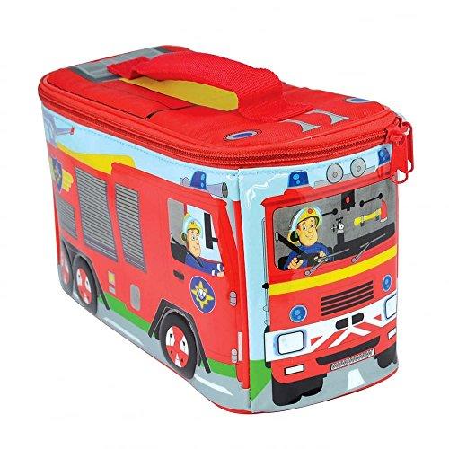Image of Fireman Sam Firetruck Lunch Bag