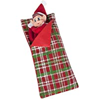Bolso de dormir VIP Elf con almohada - Accesorio Elf para Navidad