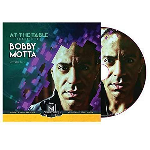 At the Table Live Lecture by Bobby Motta - DVD - Tours et magie magique