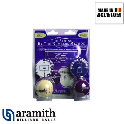 Aramith - Bille d'Entraînement de billard Américain Aramith