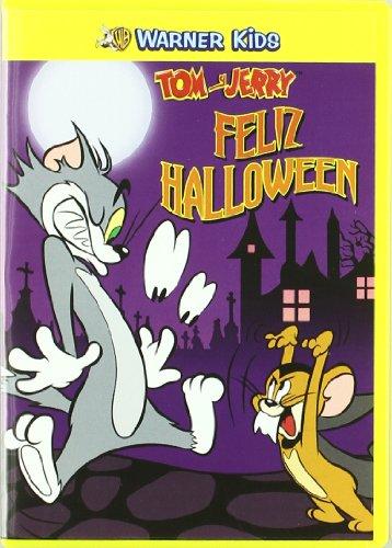 Tom Y Jerry Feliz Halloween (Import Dvd) (2010) Disfruta De La Noche De Hallow (Halloween Calabazas Para)