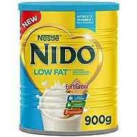 Nestle Nido Low Fat Fortified Semi-Skimmed Milk Powder, 900G