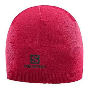 Salomon, Unisex Mütze für Wintersportler, SALOMON BEANIE