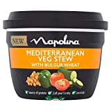 Napolina Mediterranean Veg Stew with Bulgur Wheat, 320g