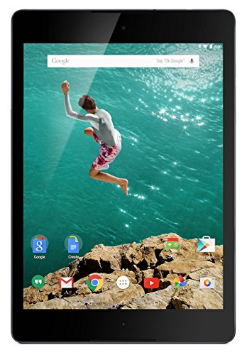 Google Nexus 9 Tablet (16GB, 8.9 Inches, WI-FI) Indigo Black, 2GB RAM Price in India