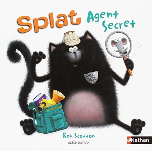 Splat agent secret : Fait partie du pack 3133091222147 par Nathan