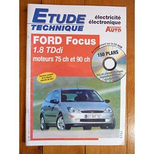 Electronic Auto Volt - Focus 1.8 TDdi Revue Technique Electronic Auto Volt Mazda