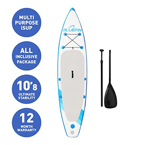 """Bluefin Cruise SUP Package 
