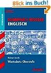 Kompakt-Wissen Gymnasium - Englisch W...