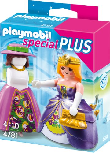 Playmobil 4781 - Prinzessin mit Ankleidepuppe (Marke Tous)