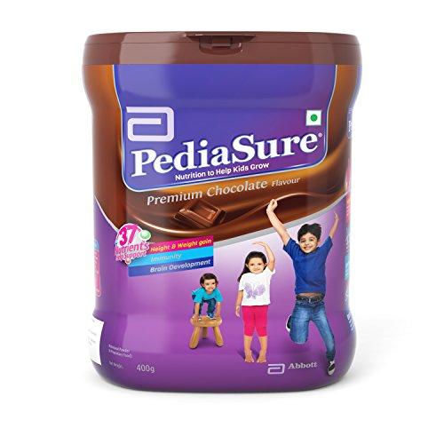 pediasure Premium Chocolate - 400 g (Jar)  available at amazon for Rs.498