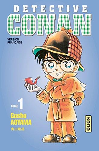 Détective Conan - Tome 1