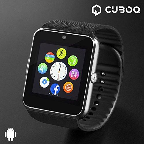 CuboQ Smartwatch Titan (De Musica Reproductor)