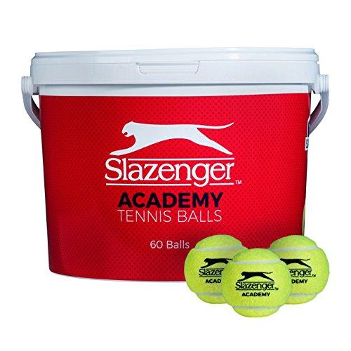 Slazenger valor pelotas de tenis 60 bolas peljob