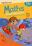 Maths tout terrain CE2 : Manuel de l'élève