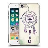 Head Case Designs Rêve Plus Attrape- Rêves 2 Coque en Gel Doux Compatible avec iPhone 7 / iPhone 8