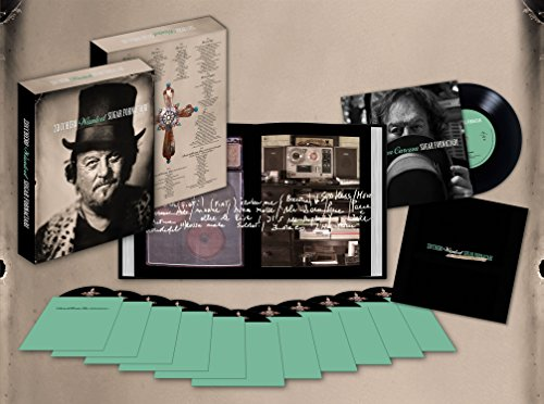 Wanted- The Best Collection (Box 10 CD +1 DVD + 1  Vinile 45 Giri )