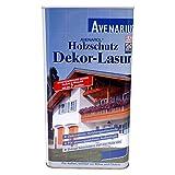 Avenarius Holzschutz Dekor-Lasur - 5L (Mahagoni)