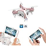 Galleria fotografica GoolRC Wifi FPV Mini Drone con fotocamera Video Live, 3D Flips, alta/bassa velocità, alta Hold Mode, una chiave...