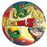 Piatti Carta Dragon Ball Z Ø cm. 20 pz. 10
