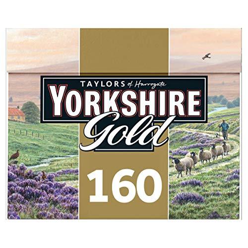 Yorkshire Gold, 160 Tea Bags
