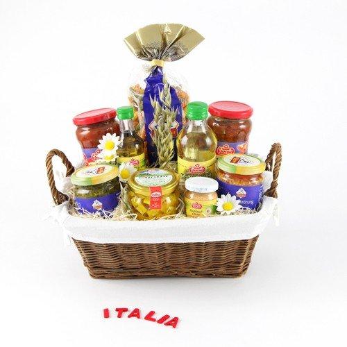 Geschenkkorb 'Italienische Spezialitäten'
