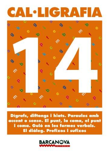 Cal·ligrafia 14 (Materials Educatius - Material Complementari Primària)