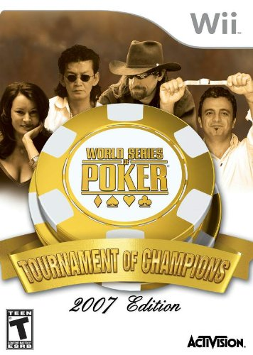 Activision World Series of Poker - Juego (Wii)