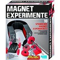 4M 68111 - Juego de experimentos con imanes
